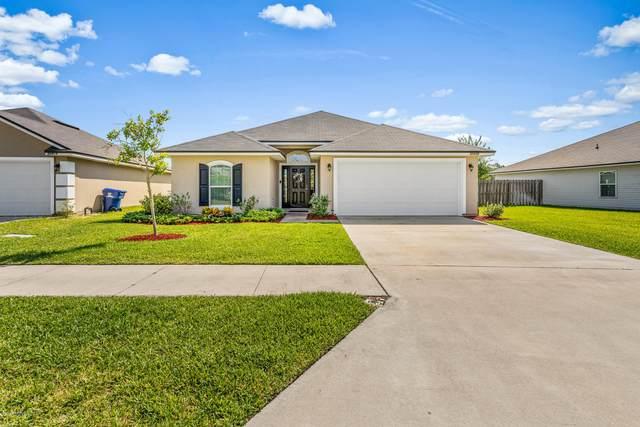 95908 Graylon Dr, Yulee, FL 32097 (MLS #1063983) :: Memory Hopkins Real Estate