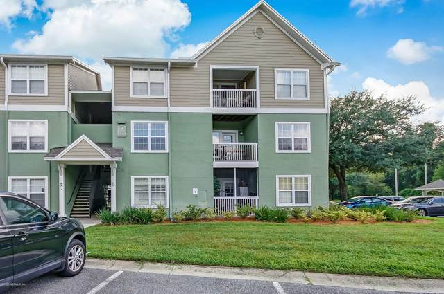 7701 Timberlin Park Blvd #334, Jacksonville, FL 32256 (MLS #1064026) :: The Hanley Home Team
