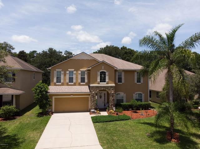 1027 Garrison Dr, St Augustine, FL 32092 (MLS #1064056) :: The Volen Group, Keller Williams Luxury International