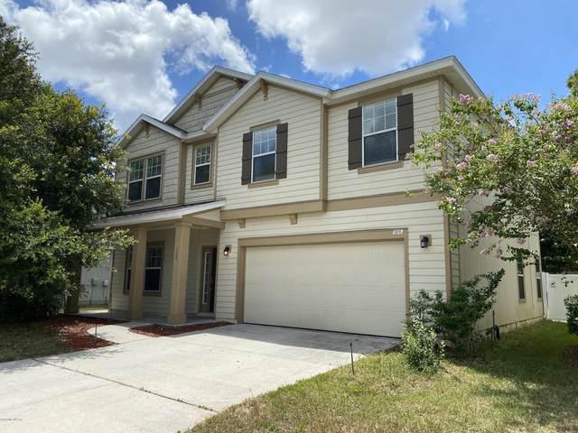 306 Amber Ridge Rd, Jacksonville, FL 32218 (MLS #1064076) :: The Hanley Home Team