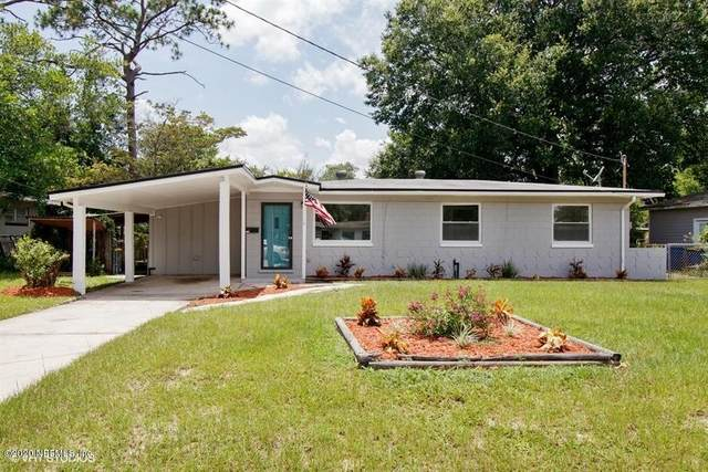 11458 Emuness Rd, Jacksonville, FL 32218 (MLS #1064085) :: Berkshire Hathaway HomeServices Chaplin Williams Realty