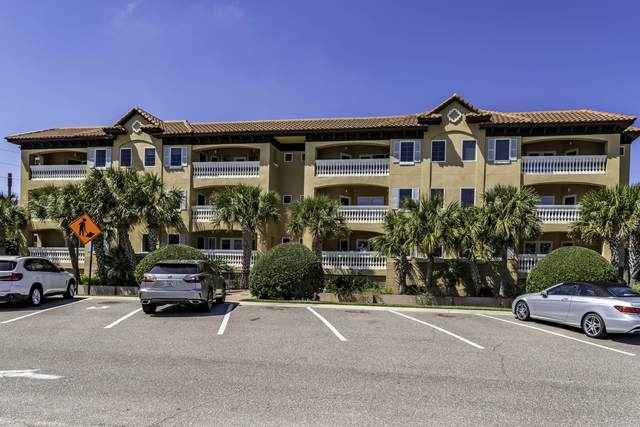 2811 Atlantic Ave #204, Fernandina Beach, FL 32034 (MLS #1064100) :: The Newcomer Group