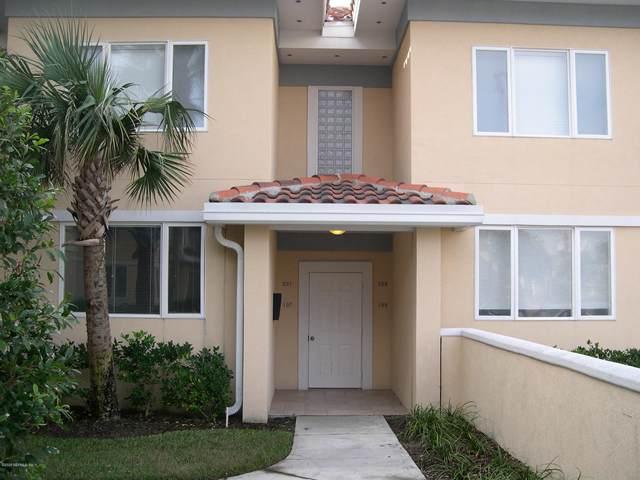 210 11TH Ave N 107S, Jacksonville Beach, FL 32250 (MLS #1064177) :: Berkshire Hathaway HomeServices Chaplin Williams Realty