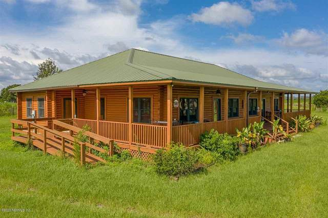 8390 Reid Rd, Hastings, FL 32145 (MLS #1064211) :: The Hanley Home Team