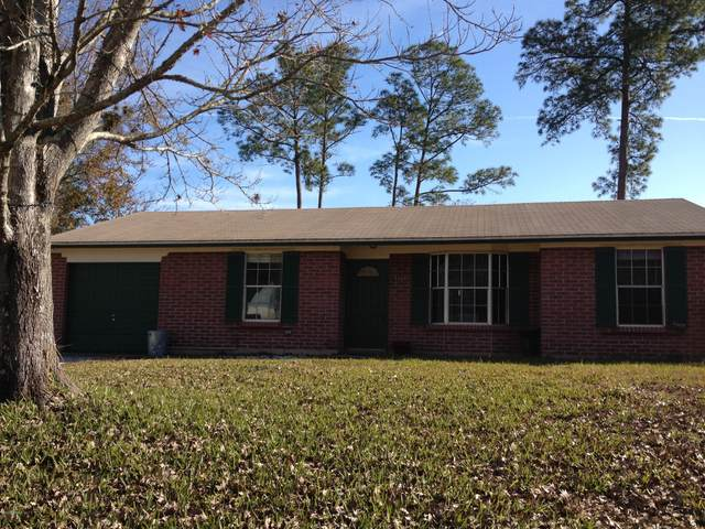 1701 Donna Dr, Middleburg, FL 32068 (MLS #1064280) :: Berkshire Hathaway HomeServices Chaplin Williams Realty