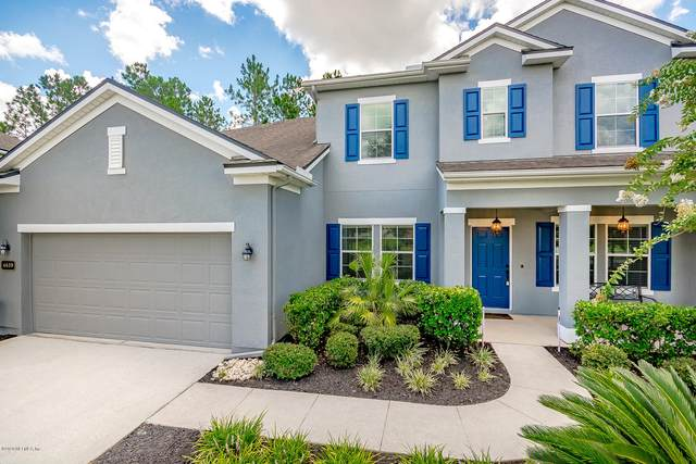 4639 Camp Creek Ln, Orange Park, FL 32065 (MLS #1064315) :: EXIT 1 Stop Realty