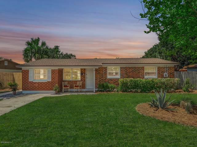8 Millie Dr, Jacksonville Beach, FL 32250 (MLS #1064321) :: Bridge City Real Estate Co.