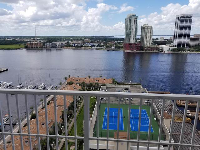 400 Bay St #1810, Jacksonville, FL 32202 (MLS #1064329) :: The Newcomer Group