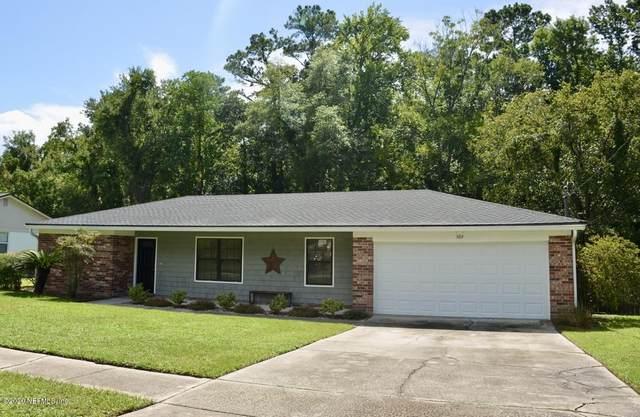 309 Aquarius Concourse, Orange Park, FL 32073 (MLS #1064360) :: Memory Hopkins Real Estate