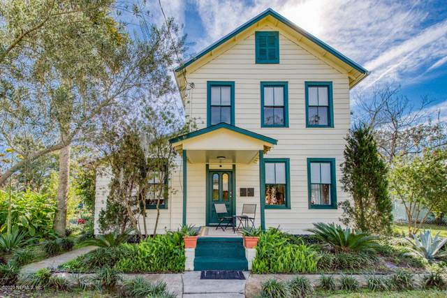 33 Grove Ave, St Augustine, FL 32084 (MLS #1064470) :: Berkshire Hathaway HomeServices Chaplin Williams Realty