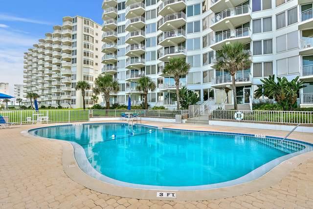 1155 Ocean Shore Blvd #703, Ormond Beach, FL 32176 (MLS #1064560) :: Memory Hopkins Real Estate