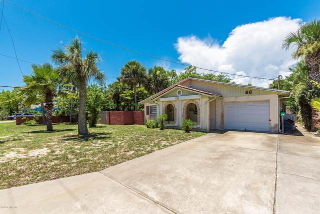 64 & 66 Comares Ave, St Augustine, FL 32080 (MLS #1064585) :: The Hanley Home Team