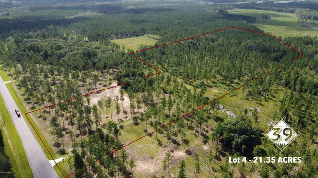 152569 County Road 108, Hilliard, FL 32046 (MLS #1064708) :: Military Realty