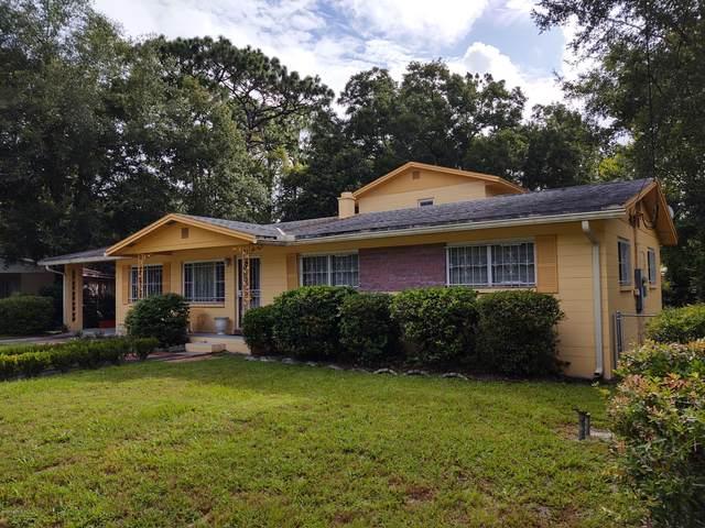 729 NE 23RD St, Gainesville, FL 32641 (MLS #1064763) :: EXIT Real Estate Gallery