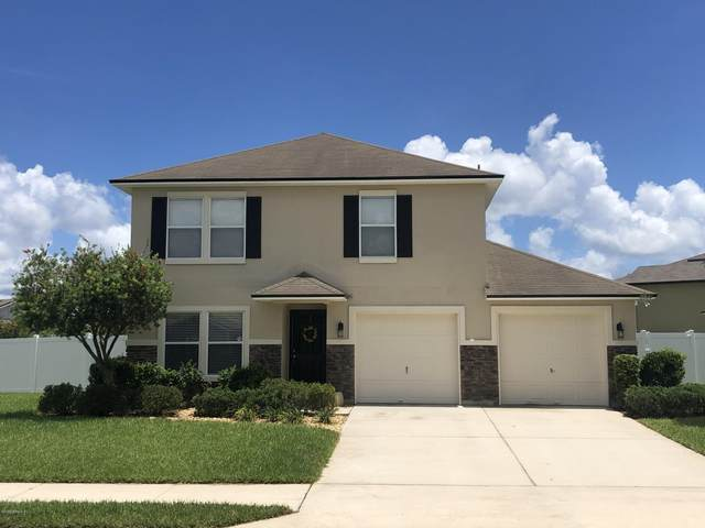 3199 Canyon Falls Dr, GREEN COVE SPRINGS, FL 32043 (MLS #1064858) :: EXIT Real Estate Gallery