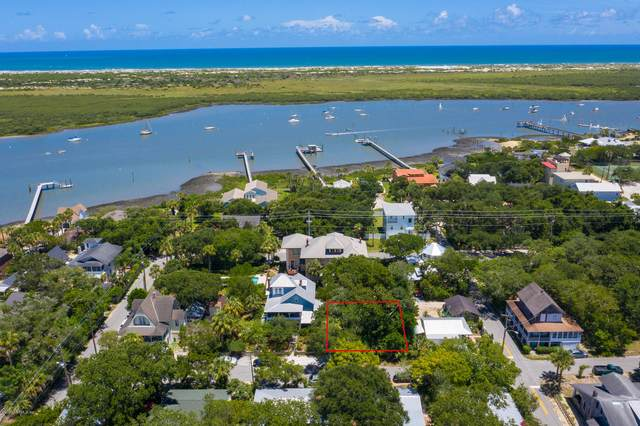 7 Ponce De Leon Ave, St Augustine, FL 32080 (MLS #1064873) :: The Volen Group, Keller Williams Luxury International