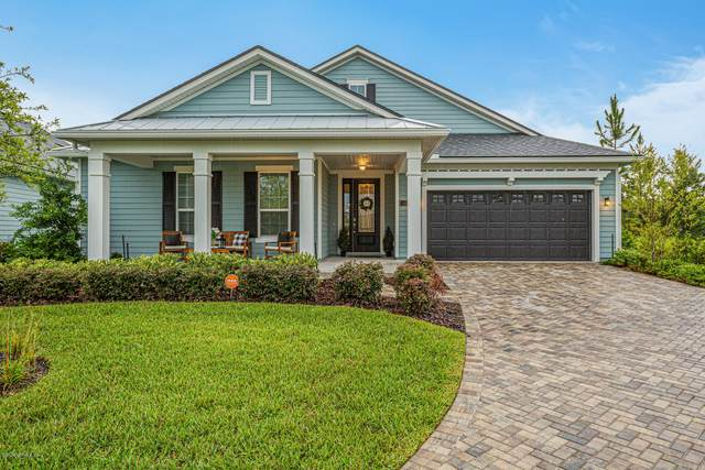 87 Palisade Dr, St Augustine, FL 32092 (MLS #1064926) :: The Volen Group, Keller Williams Luxury International