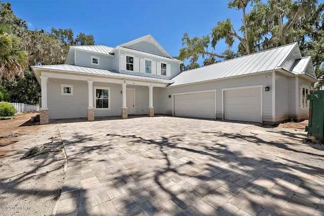 2025 Waterway Island Ln, Jacksonville Beach, FL 32250 (MLS #1064947) :: The Hanley Home Team