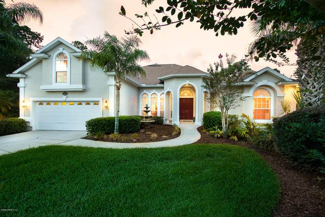 1024 Oxford Dr, St Augustine, FL 32084 (MLS #1064978) :: The Perfect Place Team
