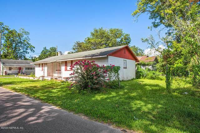 1504 Barnett St, Jacksonville, FL 32209 (MLS #1065054) :: Berkshire Hathaway HomeServices Chaplin Williams Realty
