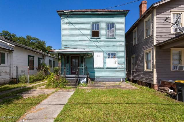 2014 N Davis St, Jacksonville, FL 32209 (MLS #1065058) :: The Hanley Home Team