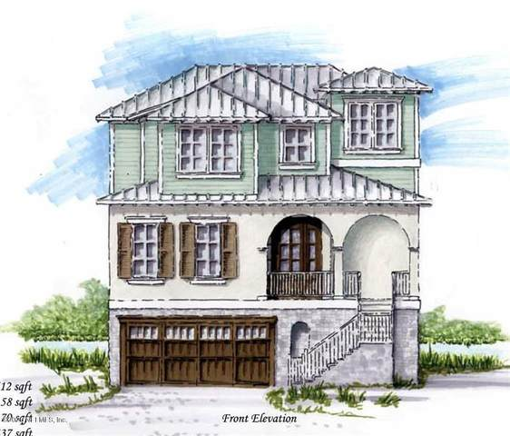 3039 4TH St, St Augustine, FL 32084 (MLS #1065172) :: Menton & Ballou Group Engel & Völkers
