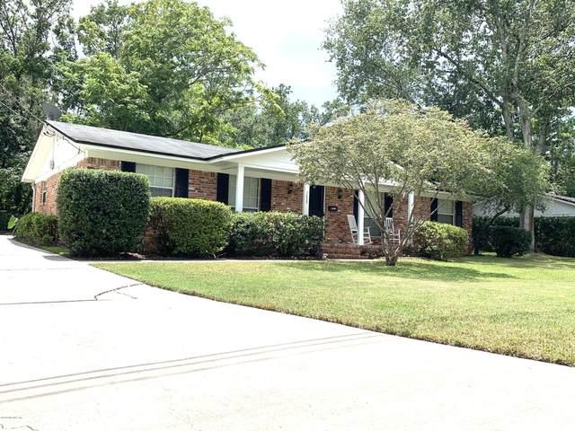 7056 Hanson Dr S, Jacksonville, FL 32210 (MLS #1065231) :: The Hanley Home Team