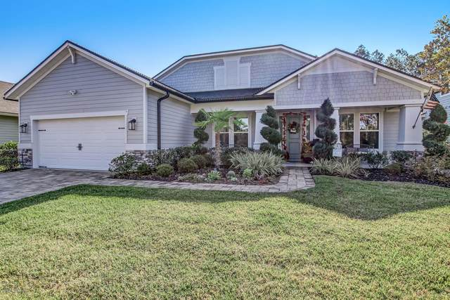 73 Weathered Edge Dr, St Augustine, FL 32092 (MLS #1065435) :: Memory Hopkins Real Estate