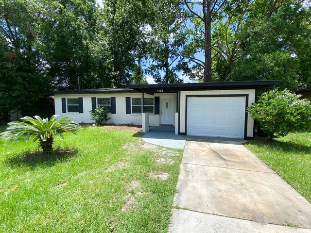 7456 Canaveral Rd, Jacksonville, FL 32210 (MLS #1065450) :: The Every Corner Team