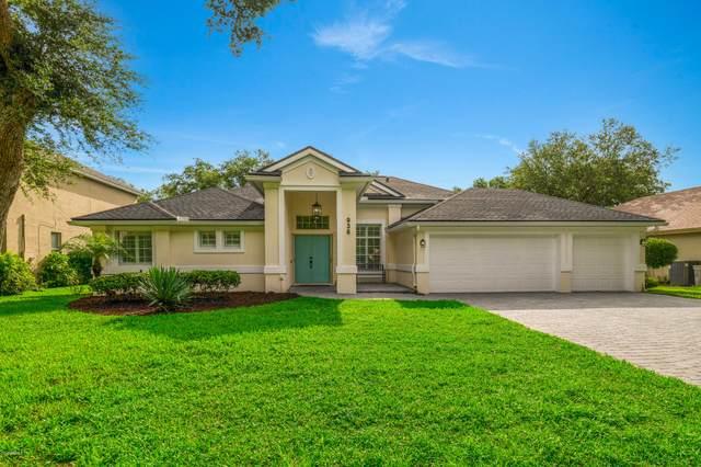 936 N Griffin Shores Dr, St Augustine, FL 32080 (MLS #1065517) :: The Hanley Home Team