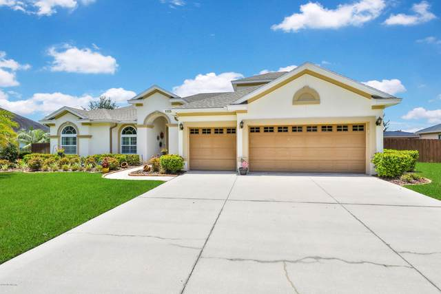 1123 Hawk Watch Cir, St Augustine, FL 32092 (MLS #1065630) :: The Hanley Home Team