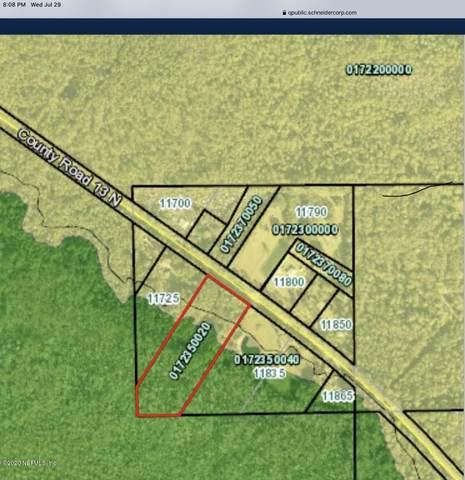 000000 County Road 13 N, St Augustine, FL 32092 (MLS #1065652) :: The Hanley Home Team
