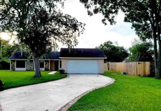 820 Hardwood St, Orange Park, FL 32065 (MLS #1065663) :: Berkshire Hathaway HomeServices Chaplin Williams Realty