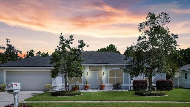 160 Southern Grove Dr, Jacksonville, FL 32259 (MLS #1065667) :: The Hanley Home Team