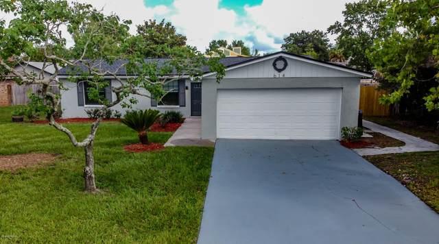 614 Charles Carroll St, Orange Park, FL 32073 (MLS #1065679) :: The Hanley Home Team