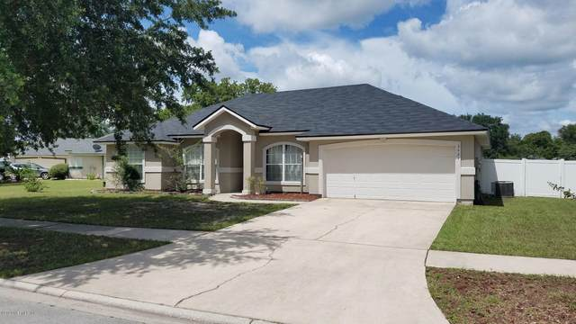 3424 Citation Dr, GREEN COVE SPRINGS, FL 32043 (MLS #1065685) :: Berkshire Hathaway HomeServices Chaplin Williams Realty