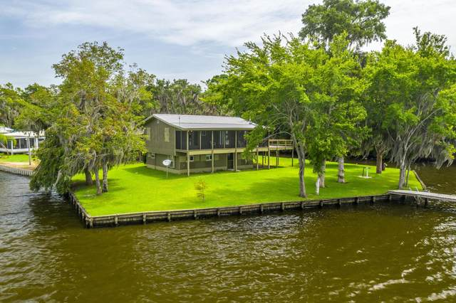 8491 Perrys Park Rd, St Augustine, FL 32092 (MLS #1065689) :: CrossView Realty