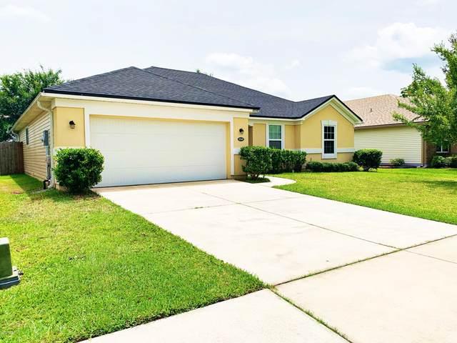 5549 Huckleberry Trl W, Macclenny, FL 32063 (MLS #1065821) :: The Hanley Home Team