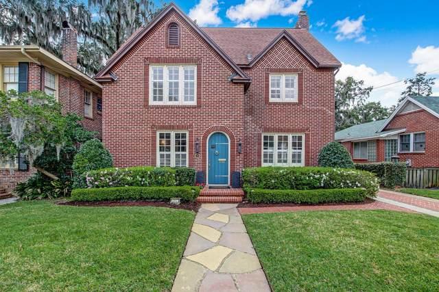 3536 Pine St, Jacksonville, FL 32205 (MLS #1065834) :: The Hanley Home Team