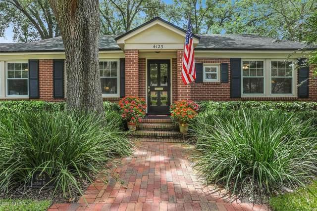 4123 London Rd, Jacksonville, FL 32207 (MLS #1065870) :: The Hanley Home Team