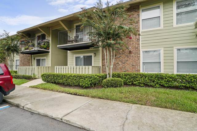 3737 Loretto Rd #708, Jacksonville, FL 32223 (MLS #1065877) :: The Hanley Home Team