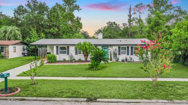 465 Fox Ln, Orange Park, FL 32073 (MLS #1065884) :: The Hanley Home Team