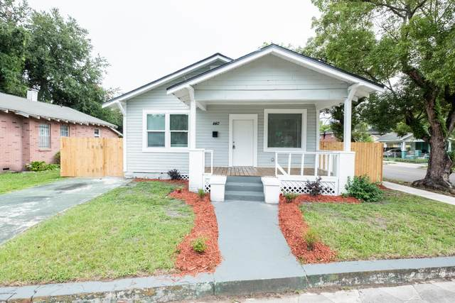 440 W 23RD St, Jacksonville, FL 32206 (MLS #1065886) :: The Newcomer Group