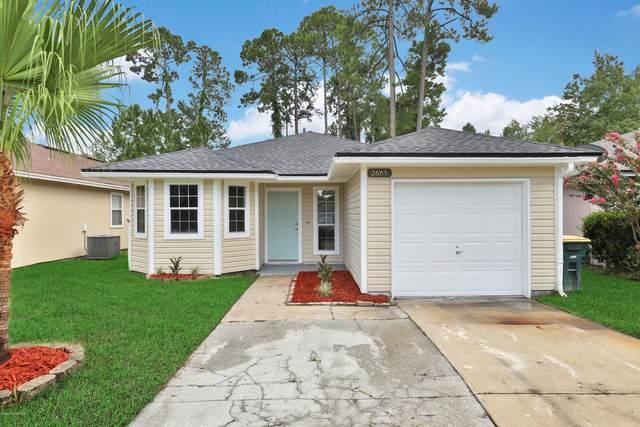 2663 Sam Houston Pl, Jacksonville, FL 32246 (MLS #1065914) :: Memory Hopkins Real Estate