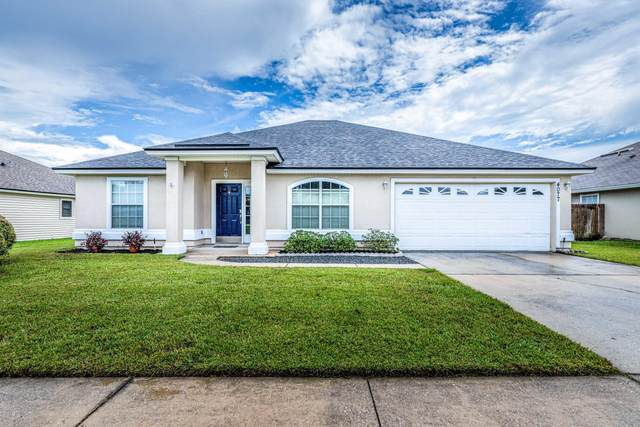 4077 Savannah Glen Blvd, Orange Park, FL 32073 (MLS #1065920) :: Berkshire Hathaway HomeServices Chaplin Williams Realty