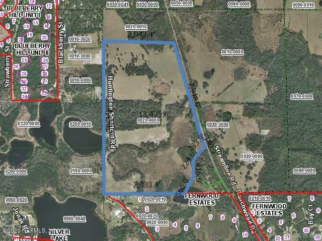 234 Huntington Shortcut Rd, Crescent City, FL 32112 (MLS #1065945) :: Berkshire Hathaway HomeServices Chaplin Williams Realty