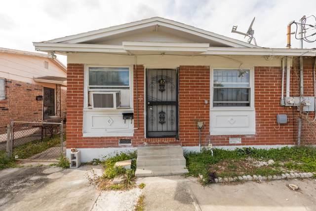 7216 Ken Knight Dr W, Jacksonville, FL 32209 (MLS #1065976) :: Memory Hopkins Real Estate