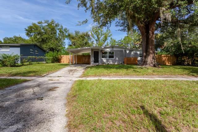 345 Toccoa Rd, Orange Park, FL 32073 (MLS #1066009) :: Memory Hopkins Real Estate