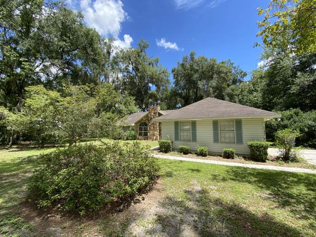1421 Shady Oak Dr, Jasper, FL 32052 (MLS #1066011) :: Memory Hopkins Real Estate