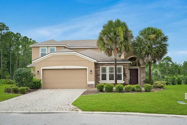 773 Los Caminos St, St Augustine, FL 32095 (MLS #1066016) :: The Hanley Home Team